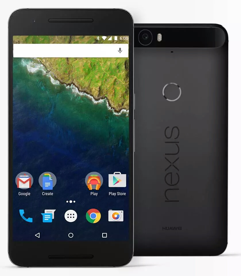 Vodafone offers up the Nexus 6P complete with free tablet