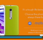 Motorola wants to make you think