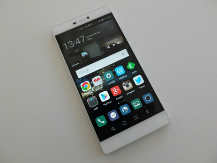 Huawei P8. Want one? Get it here