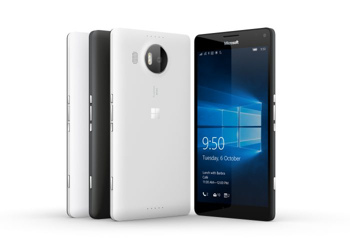 Lumia 950 and 950 XL pre orders open
