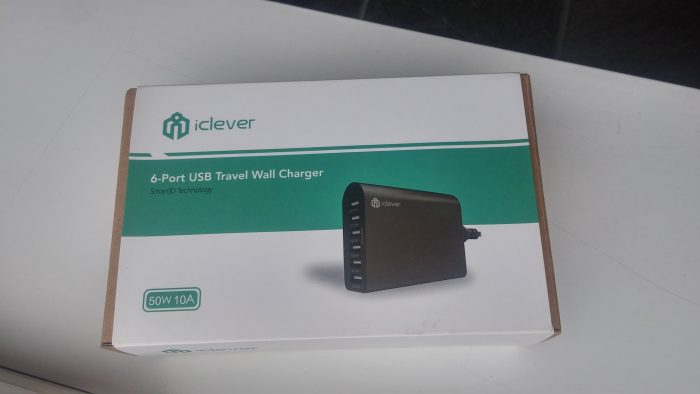 iClever 6 port USB Charger   Review