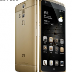 ZTE Axon Mini, complete with clever screen, now on sale