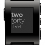 Black Friday Madness – Pebble Smartwatch