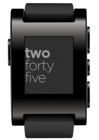Black Friday Madness   Pebble Smartwatch