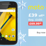Black Friday – Moto handsets dropped in price