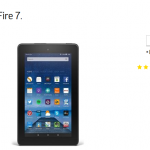 Black Friday – Amazon Fire 7″ down to less than £35