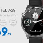 OUKITEL A29 – Another smartwatch, but round this time