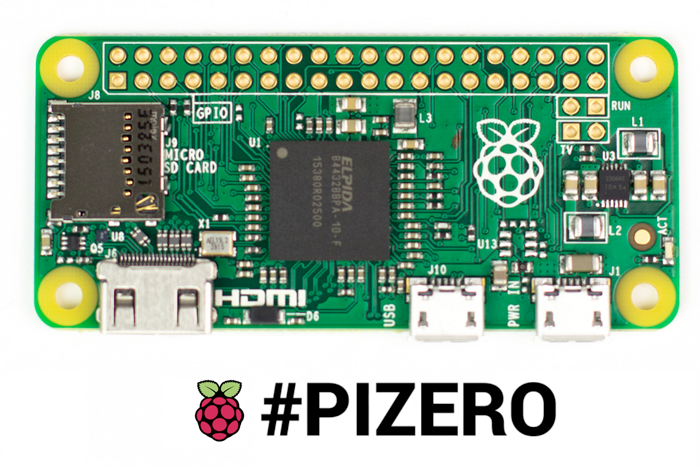 [Feature] Raspberry Pi Zero   Set Up Guide