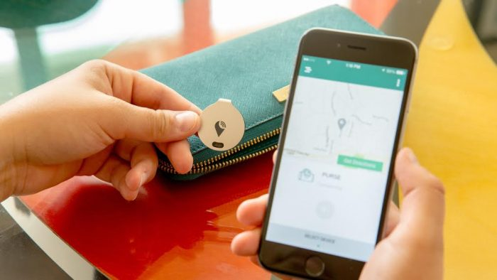 EE offer to track your personal items