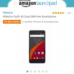 Black Friday – Wileyfox Swift dual SIM handset reduced