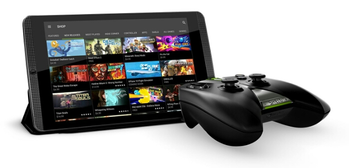 NVIDIA release an updated gaming tablet