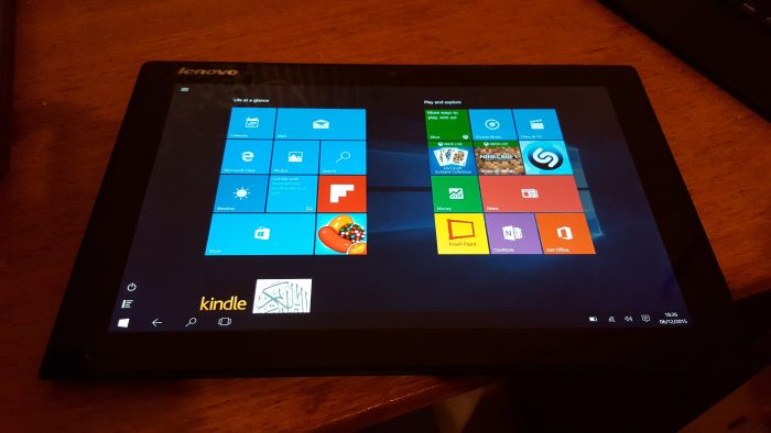 Can a £139 Windows Tablet replace your Laptop?   Part 2