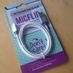 Winner Gear Reversible Micro USB cable – Review