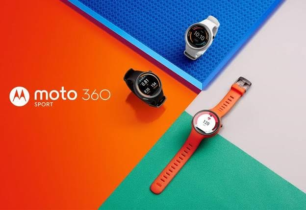 Moto 360 Sport available December 18th