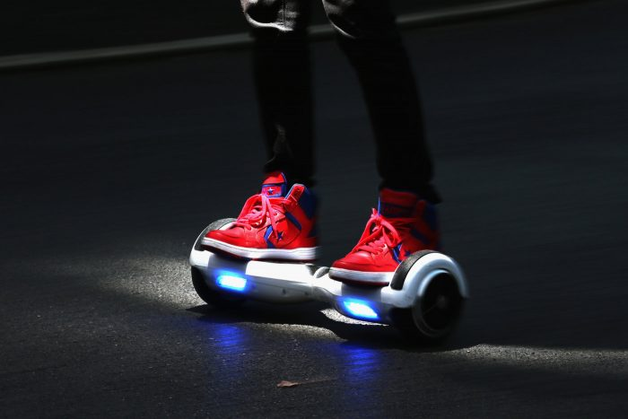 15000 unsafe hoverboards seized