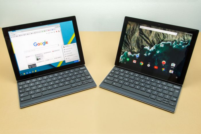 Pixel C   was it meant to be a Chromebook?