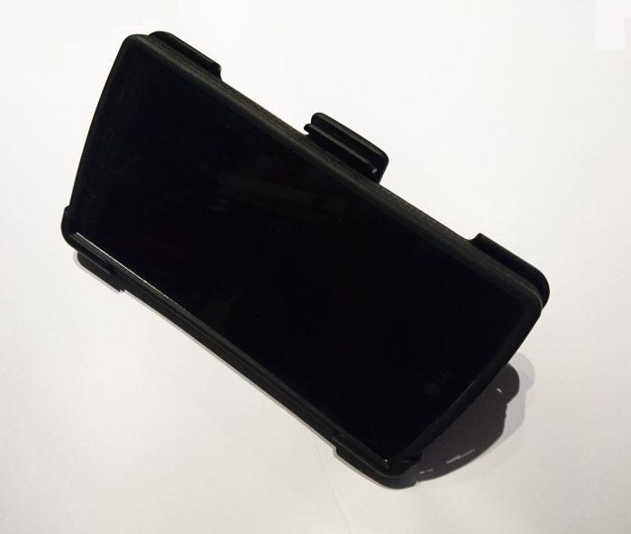 LG G4 case main kickstand