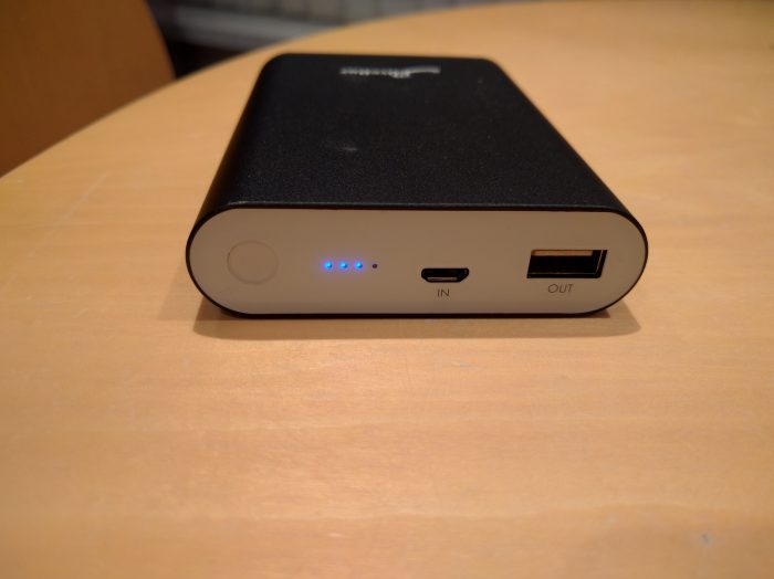 Review   Elivebuy External Battery