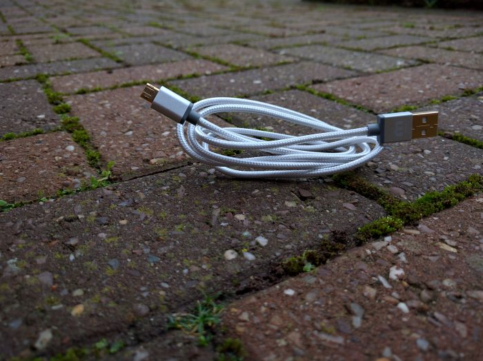 Winner Gear Reversible Micro USB cable   Review