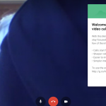 Updated Google Hangouts randomly 'betaing'