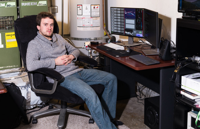 Meet the iPhone hacker who can make your car drive itself.