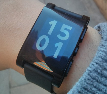 Pebble Smartwatch back down to crazy cheap price