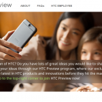 HTC want your help