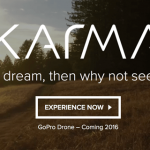 GoPro's first drone will be called called 'Karma'