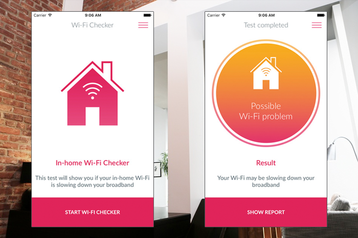 Ofcom WiFi Checker