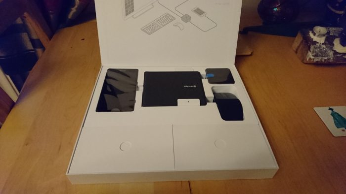 Microsoft Lumia 950 XL Unboxing