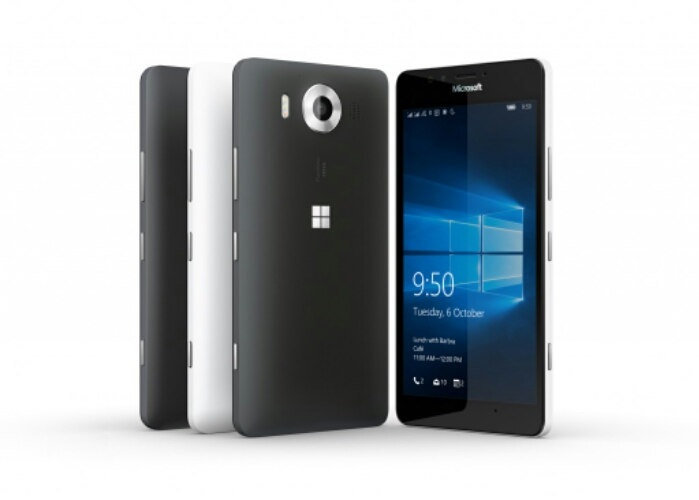 Lumia 950 now available on Vodafone