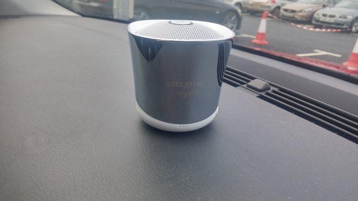 Creative Woof 3 Speaker Review