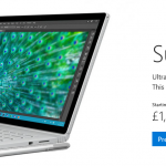 Microsoft Surface Book now available for pre-order in the UK