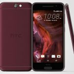 Vodafone bag the exclusive on the deep garnet HTC One A9