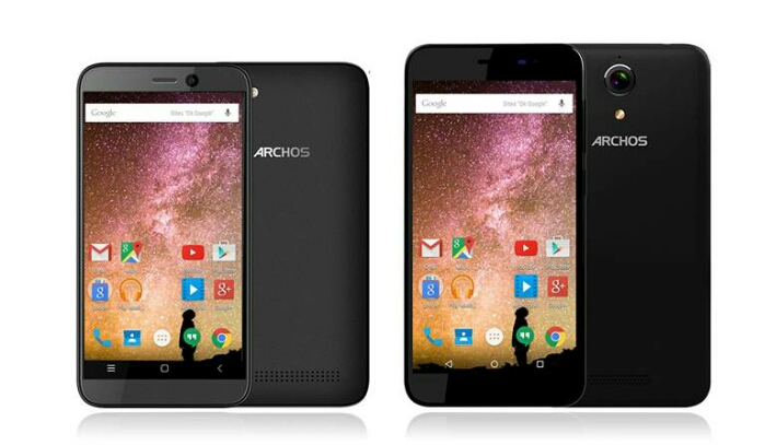 Archos release a bevy of phones in Vegas   CES