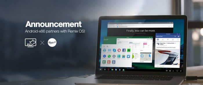 MWC   Remix OS Update