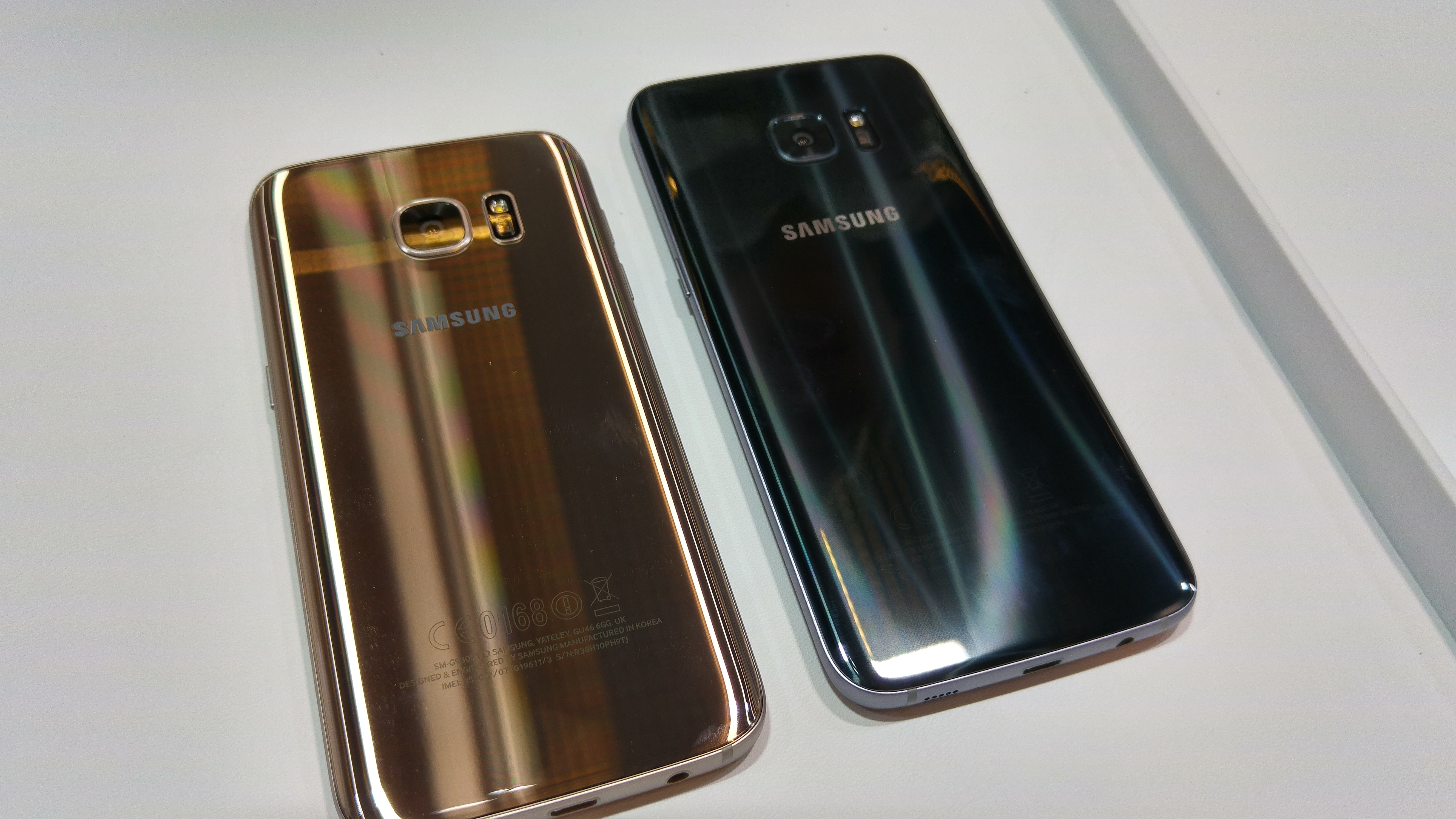 Mwc Samsung Galaxy S7 The Edge And That Gear 360 Camera Hp Lets Delve Deeper