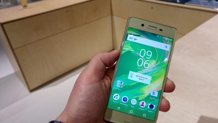 Say goodbye to the Xperia Z series