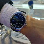 MWC – Haier smartwatch with an Android twist