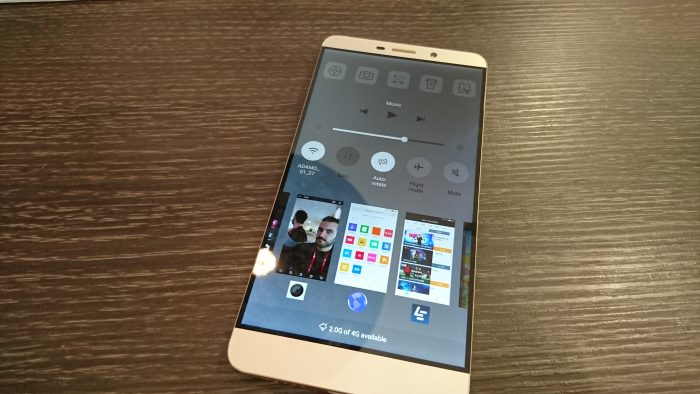 MWC   LeEco showcase
