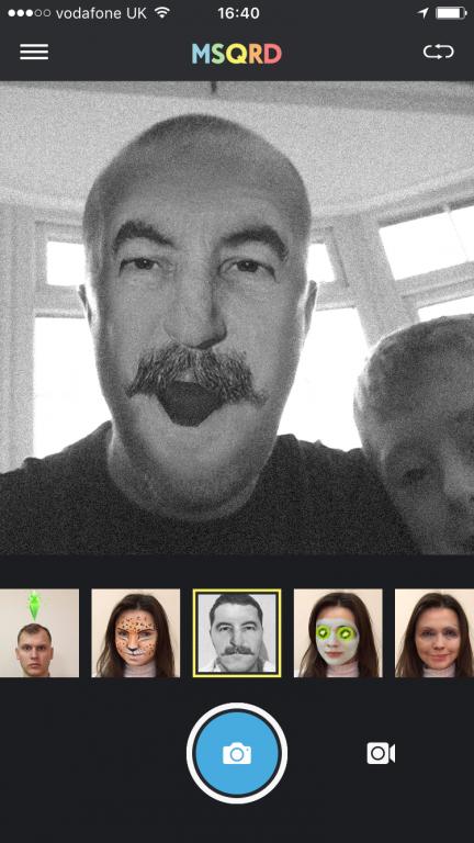 скачать приложение Msqrd на андроид скачать - фото 6