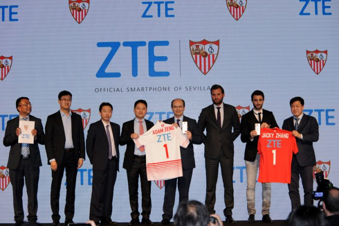 MWC 2016: ZTE Introduces Spro Plus Smart Projector, Announces Sevilla FC Sponsorship