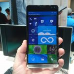 MWC – HP Elite x3 Hands on