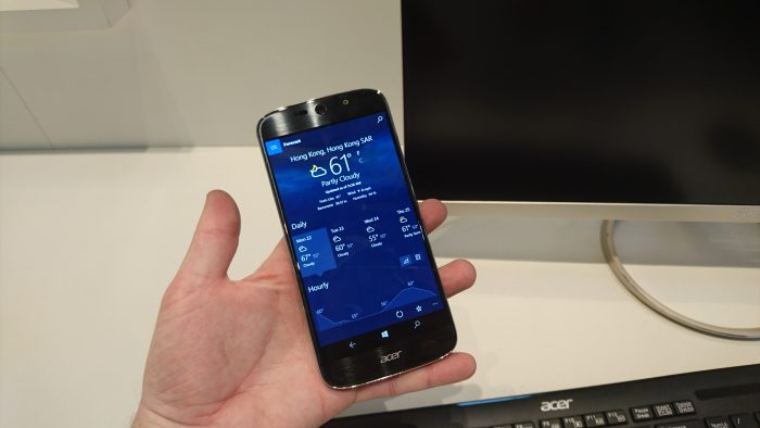 MWC   Acer Jade Primo hands on