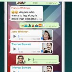 WhatsApp grabs one billion users