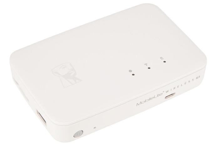 Kingston MobileLite Wireless G3 Review