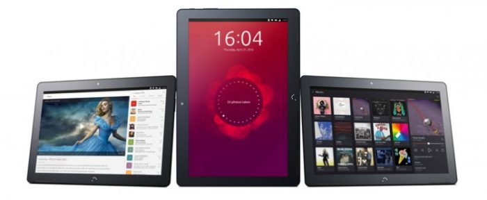Ubuntu on a tablet? Yes please, I will have some of that!
