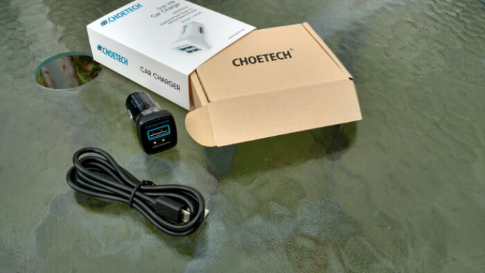 CheoTech In Car Quick Charger   Review