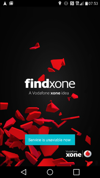 findxone tracker from Vodafone   Review