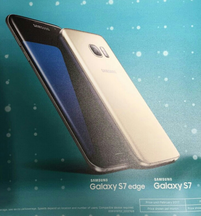 Revealed   Samsung Galaxy S7 and S7 edge photos, videos, availability and pricing information